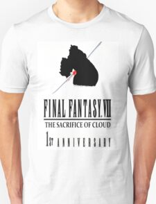 1st Anniversary of SACRIFICE OF CLOUD T-Shirt