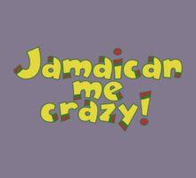 Jamaican me crazy! Kids Clothes
