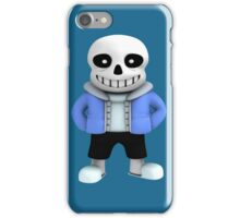 Undertale - Sans iPhone Case/Skin
