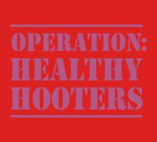 Operation Healthy Hooters One Piece - Short Sleeve