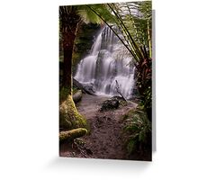 Henderson Falls Greeting Card