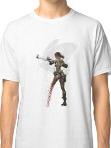 Silent Mercenary Classic T-Shirt