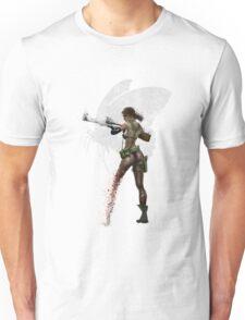 Silent Mercenary Unisex T-Shirt