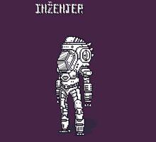 Pixel Mech MKII - INŽENJER Unisex T-Shirt