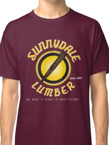 Sunnydale Lumber Classic T-Shirt
