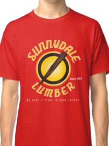 Sunnydale Lumber Classic T-Shirt