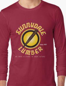 Sunnydale Lumber Long Sleeve T-Shirt