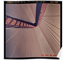 Arthur Ravenel Jr. Bridge - Charleston, SC #2 Poster