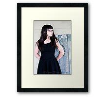 outside Framed Print