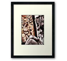 Demon Within Framed Print