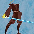 Anakin (Padawan) by jehuty23