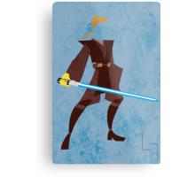 Anakin (Padawan) Metal Print