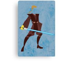 Anakin (Padawan) Canvas Print
