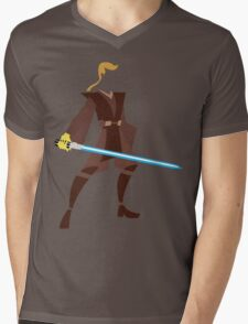 Anakin (Padawan) Mens V-Neck T-Shirt