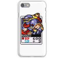 Hanzo iPhone Case/Skin