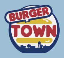 Burger Town (MW2/MW3) by LagginPotato