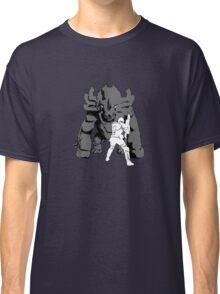 Onos verses Marine  Classic T-Shirt