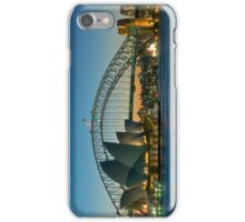 Sydney Harbour Panorama iPhone Case/Skin