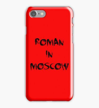 Roman In Moscow Minaj iPhone Case/Skin