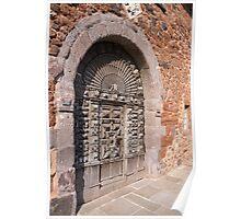 arched door Poster