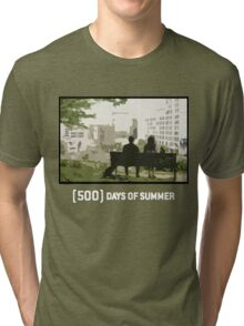 (500) Days of Summer Tri-blend T-Shirt