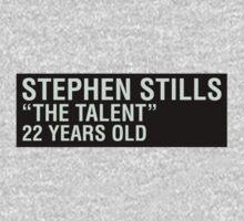 Scott Pilgrim - Stephen Stills' Name Tag by JordanDefty