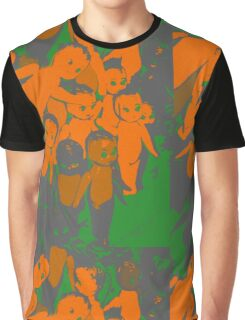 Bunch of cupie dolls. Graphic T-Shirt