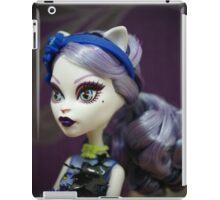 Gloom-N-Bloom - Catrine DeMew iPad Case/Skin