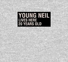 Scott Pilgrim - Young Neil's Name Card Unisex T-Shirt