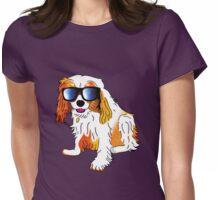 Charlie the Sundog Womens Fitted T-Shirt