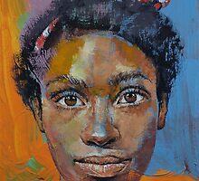 Portrait by Michael Creese