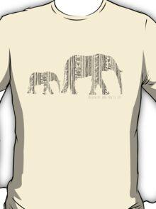 Follow Me _ Black Version T-Shirt