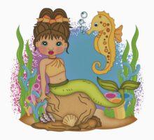 Mermaid Down Under by angelwhispers