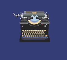 Pixel Typewriter Royal No 10 Unisex T-Shirt