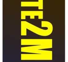#Vote2Miguel Banner Sticker
