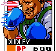 Dudley by Lupianwolf
