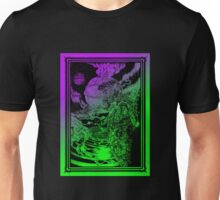**** PSYCHEDELIC SPACE OX **** Unisex T-Shirt