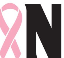 Wear Pink Save A Life Sticker