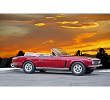 1967 Jensen Interceptor, Series III Photographic Print