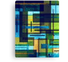 Shape Shift Canvas Print