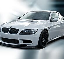 2008 BMW M3 Sports Coupe by DaveKoontz