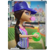 Ghoul Sports - Clawdeen Wolf iPad Case/Skin