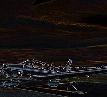 Piper Warrior/Cherokee Aircraft by Kim Krause