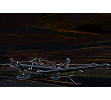 Piper Warrior/Cherokee Aircraft Photographic Print