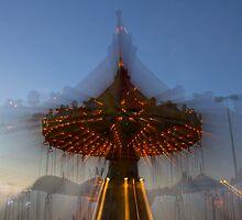 Carnival Ghosts by Helen K. Passey