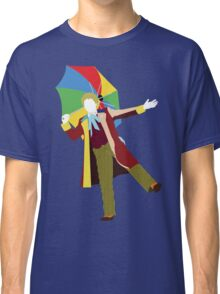 The Sixth Doctor - Doctor Who - Colin Baker Classic T-Shirt