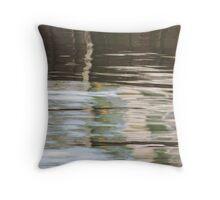 Harbor Impressions 3 Throw Pillow
