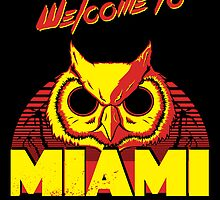 Welcome to Miami - III - Rasmus by James Camilleri