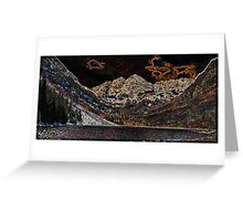 Maroon Bells--Snowmass, CO Greeting Card
