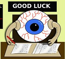 Good Luck by Peter Grayson
